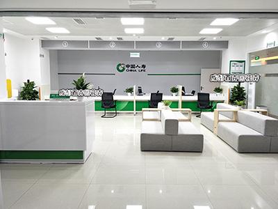 某保险集团公司成都办公室植物租赁案例