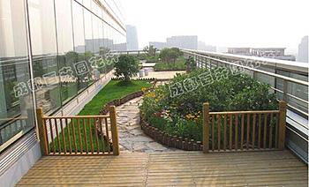 成都屋顶花园设计案例