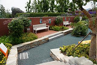 成都花园绿化设计案例